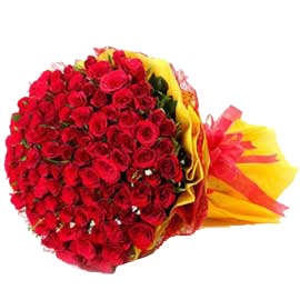 buy 250 red roses bouquet same day delivery in kanpur