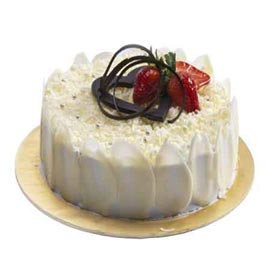 Buy online special white forest cake delivery Kanpur