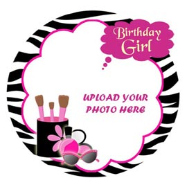 online delivery of birthday girl photo cake delivery in kanpur