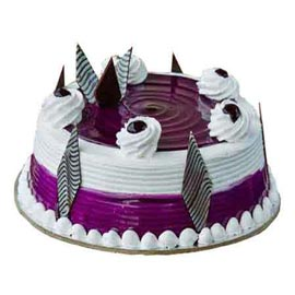 Same day online black current cake delivery in Kanpur