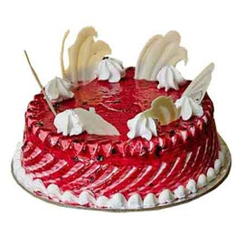 Send online blue berry punch cake delivery in kanpur