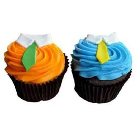 Send online cup cakes 4 him delivery in kanpur