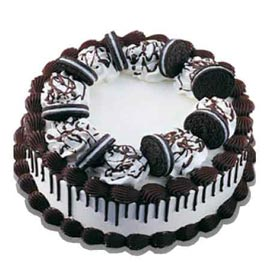 oreo treat midnight cake delivery in kanpur @ local best bakery