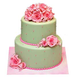 Send online royal party cake delivery in kanpur