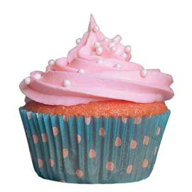 Same day online strawberry cup cake delivery in kanpur