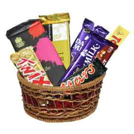 same day sweet n delicious chocolates delivery in kanpur