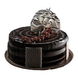 half kg chocolate desire cake delivery in Kanpur