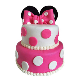 Send online cake for her vanilla cake delivery in kanpur