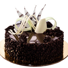 Chocolate Chip Desire Cake kanpur