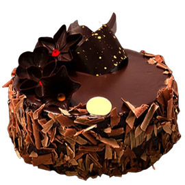 half kg choco flacks desire cake  delivery in Kanpur