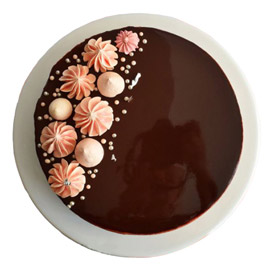 Chocolate Delight Cake Kanpur