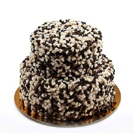 Send online chocolate forest chocolate cake delivery in kanpur