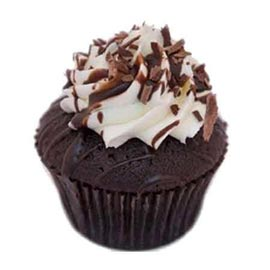 Buy online chocolate fudge cup cake delivery in kanpur