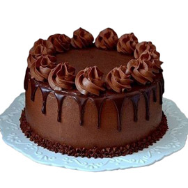 Chocolate surprise Cake kanpur