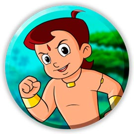 online delivery of chota bheem cake delivery in kanpur