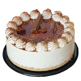 Buy coffee cheese cake online delivery in kanpur gifts