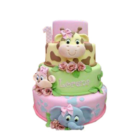 Kids Birthday Party Cake Kanpur Gifts
