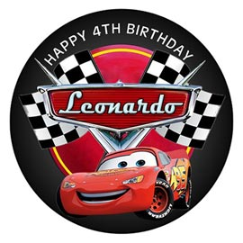 online delivery of lightning mcqueen photo cake delivery in kanpur