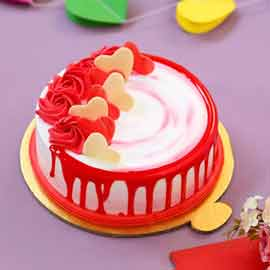 Product Details:  Cake Flavour- All Flavours Type of Cake - Cream Weight- Half Kg, 1 Kg, 1.5 Kg, 2 K