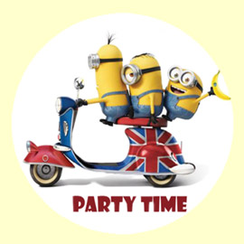 online delivery of minion cake delivery in kanpur