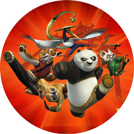 online delivery of movie kungfu panda 2 wide cake delivery in kanpur