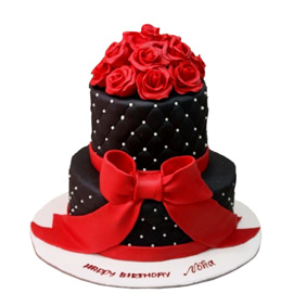 Buy Fondant Cake Delivery in Kanpur