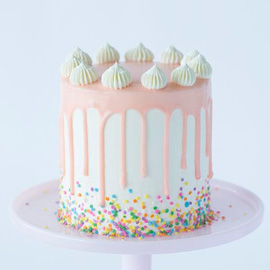 Send Pink Delight Cake Kanpur
