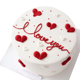 Love Premium Cake Delivery in Kanpur