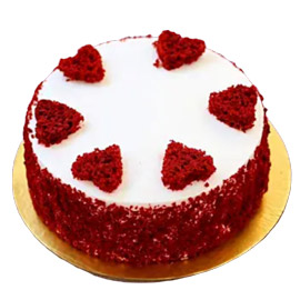 Send online Premium Red Velvet Cake delivery in kanpur