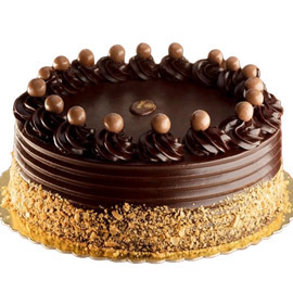 half kg royal choco delight cake delivery in Kanpur