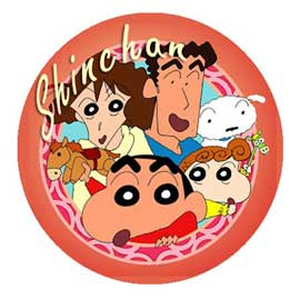 online delivery of shin chan photo cake2 delivery in kanpur