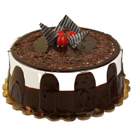Send Half kg special black forest cake from kanpurgifts.com - local bakery