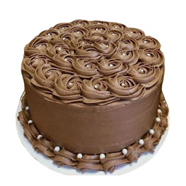 Special Choco Rose Cake Kanpur