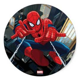 online delivery of spiderman photo cake delivery in kanpur