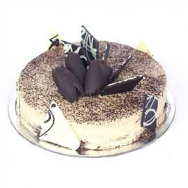 online delivery of half kg coffee cake in Kanpur