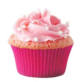 Same day online strawberry pearl cup cake delivery in kanpur